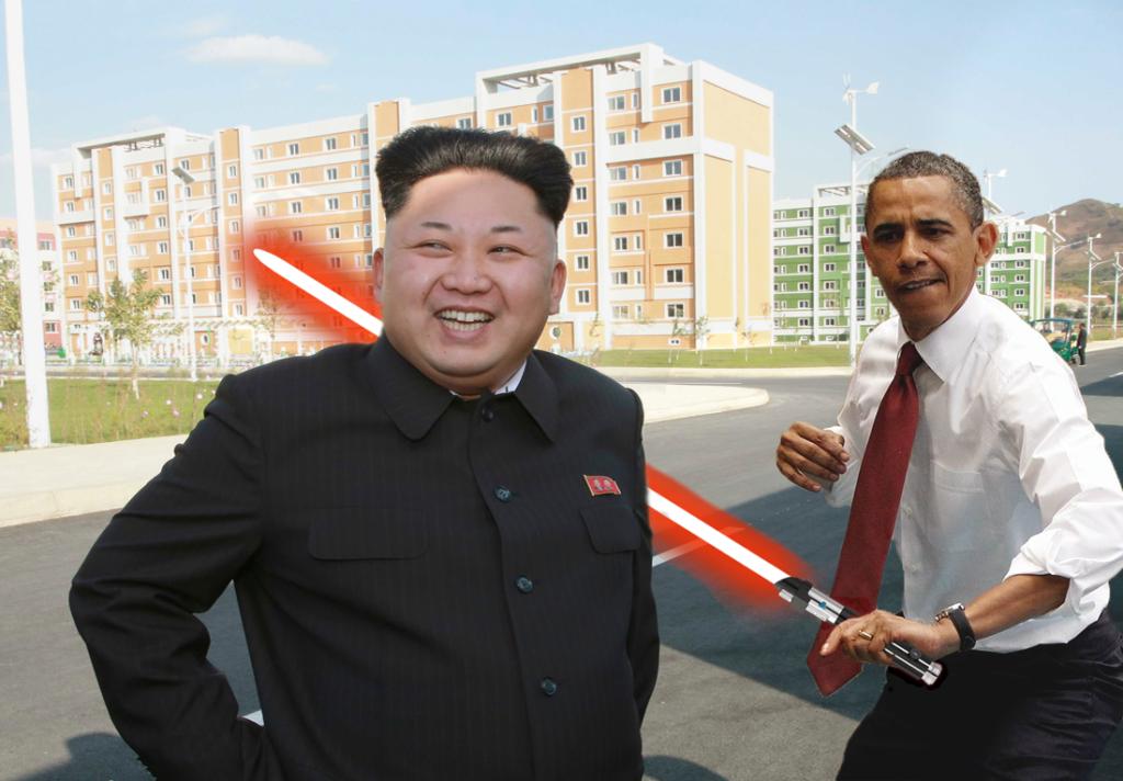 ObamaKillsKimJungUn